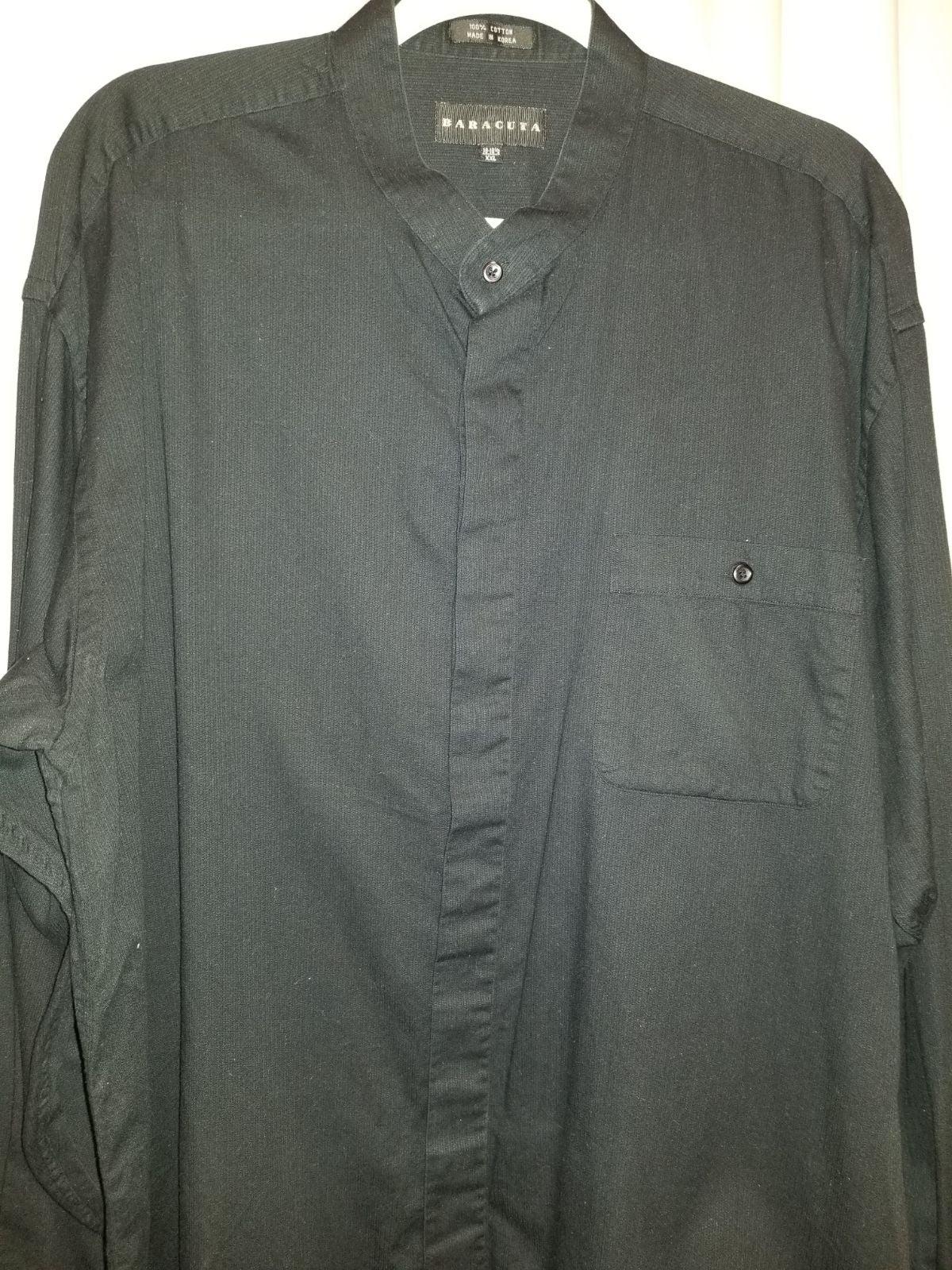 mens dress shirt Baracuta 2Xl, 18-18 1/2