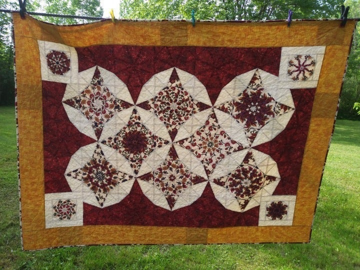 StackNWhack Quilt