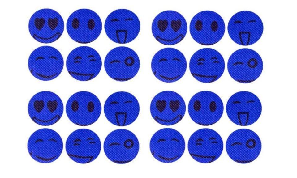 Mosquito Repellant Stickers 24 Pc Set