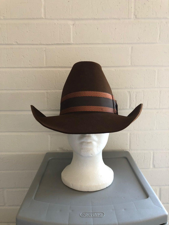 VTG 1970s-80s Resistol Cowboy Felt Hat