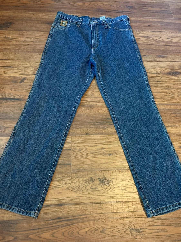 Cinch men 35X 32 cowboy jeans