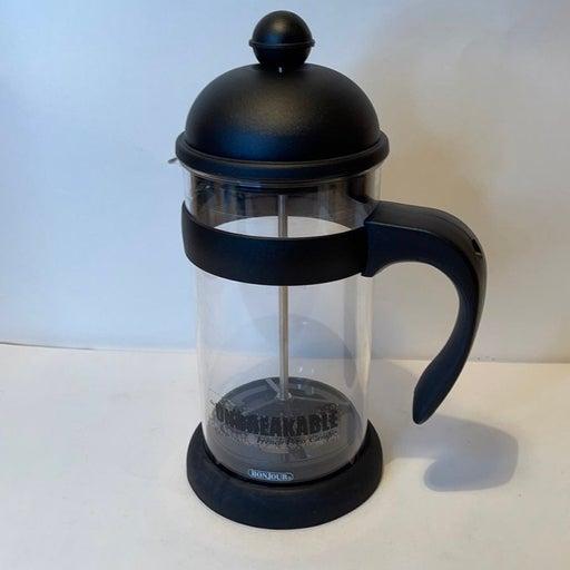 French press coffee pot carafe