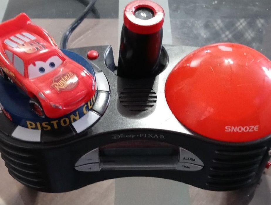 Disney Cars Projector Alarm Clock