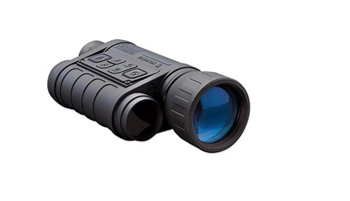 equinox digital night vision with zoom