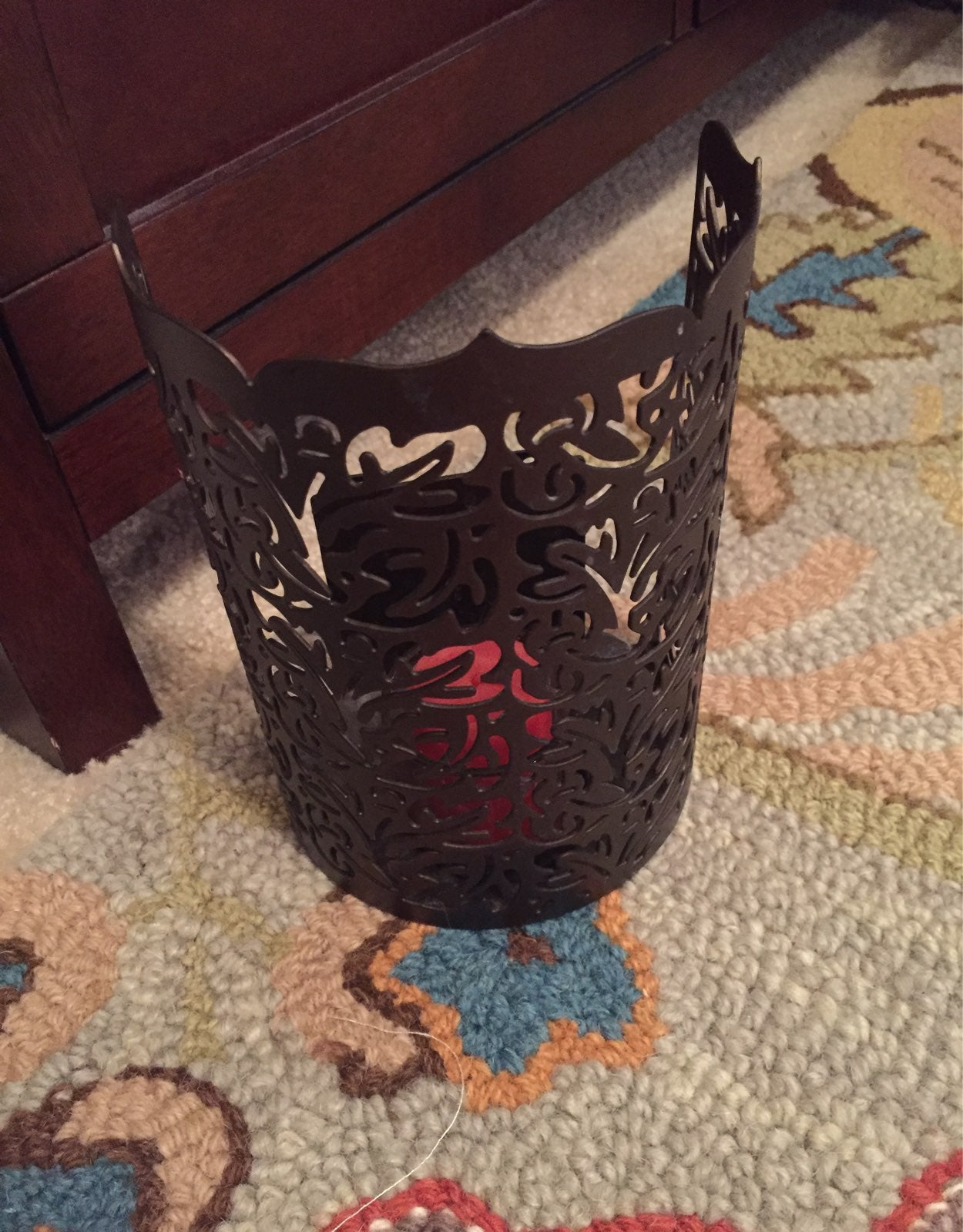 Wall Tea Light Candle Holder