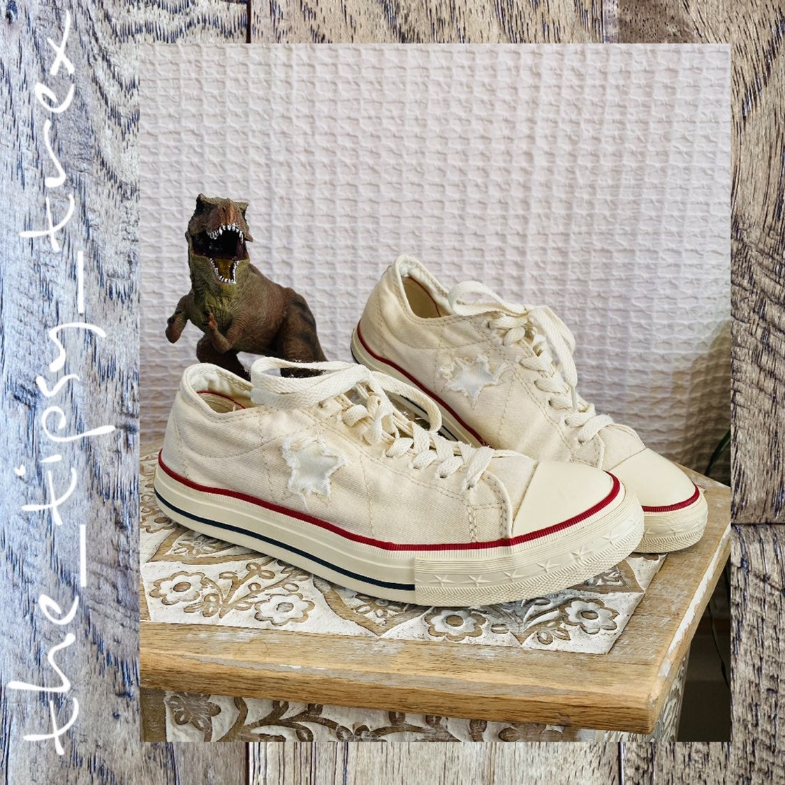 Converse One Star Ivory White Low Tops 9