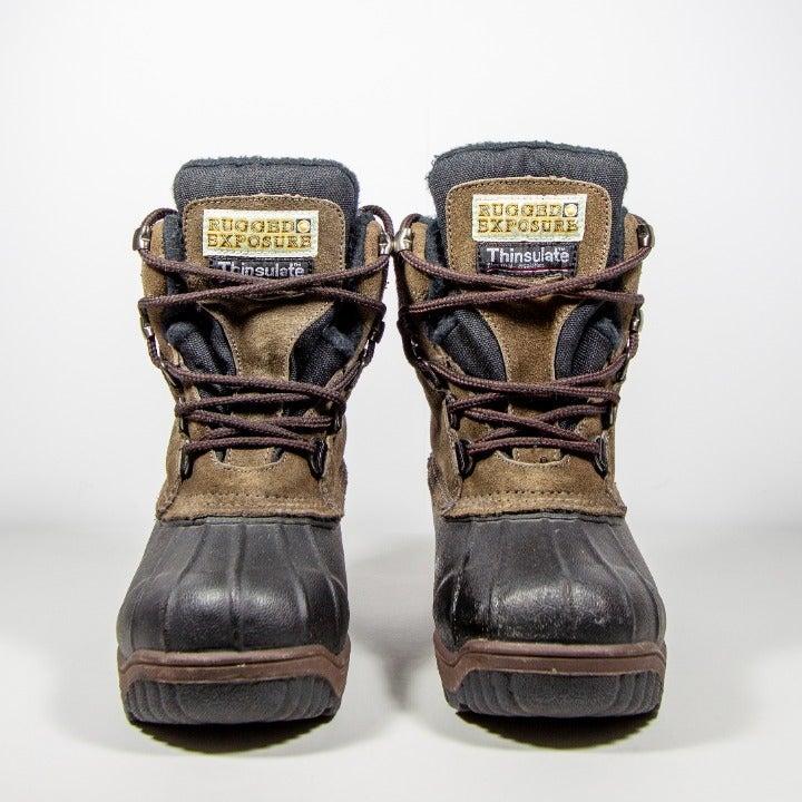 Women's Sierra Rugged Exposure Boots