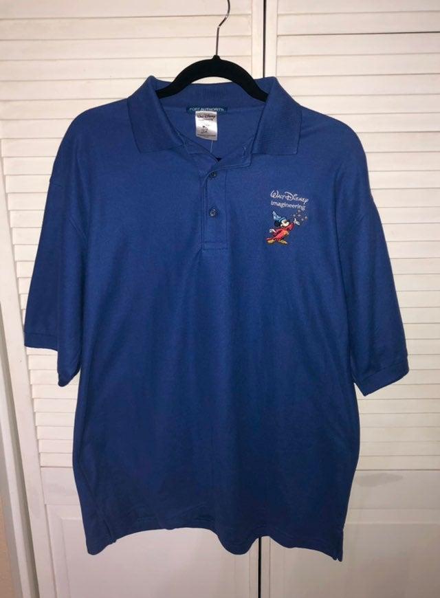Walt Disney Imagineering Polo Shirt