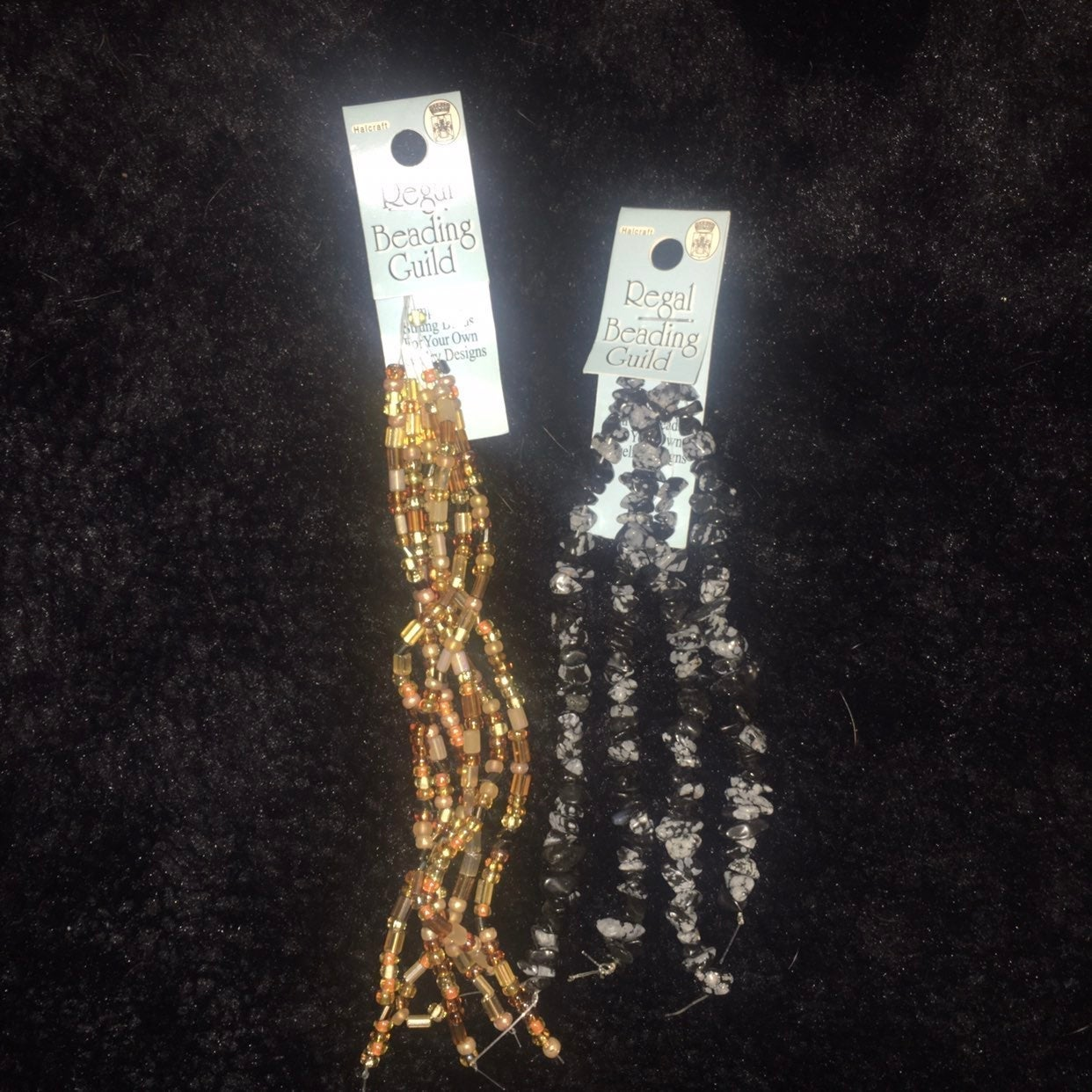 2 ~ BNWT Strands of loose Beads