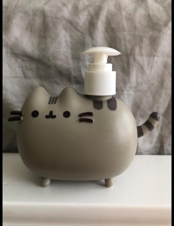 Pusheen the Cat Soap Dispenser