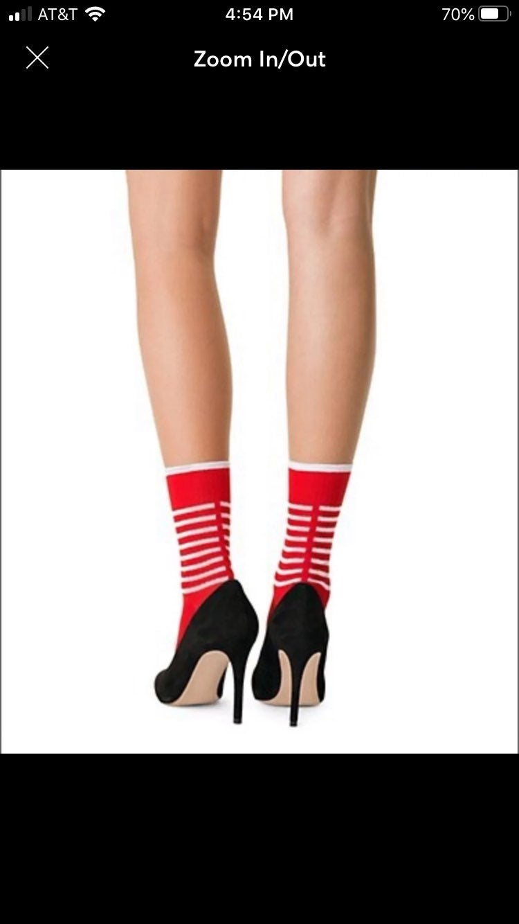 Reserved Set of 2 socks for Janice
