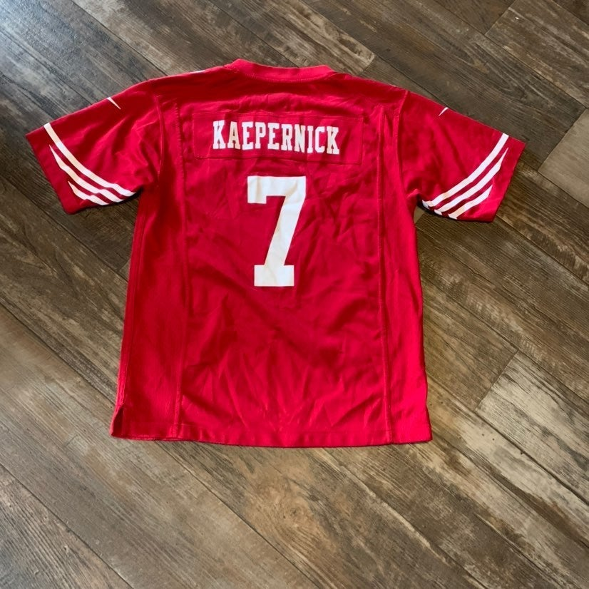 Youth Large Colin Kaepernick Jersey