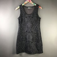 5e72efe0104a7 Athleta Leopard Print Sleeveless Dress