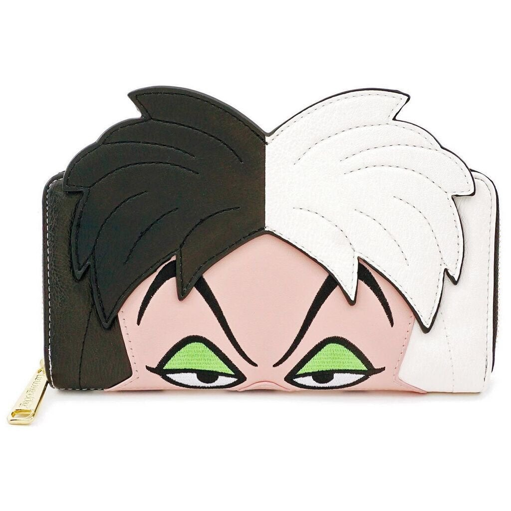 Loungefly Disney Cruella De Vil Wallet
