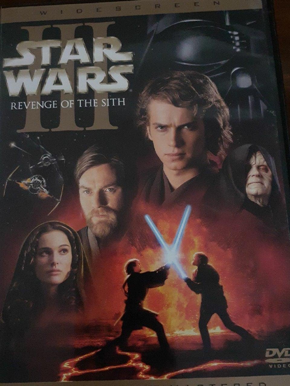 Star Wars Episode III Revenge of the Sit