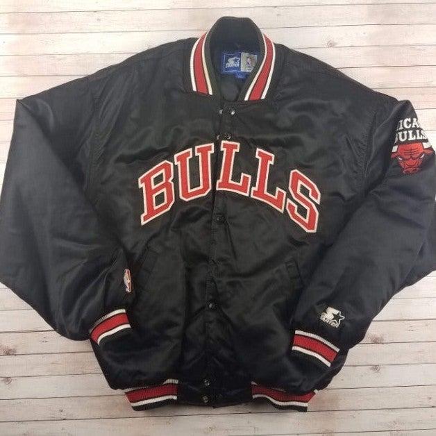 VTG 1990s Chicago Bulls Starter Jacket