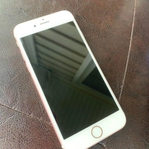 Iphone 6s rose gold gsm unlocked 16 GB