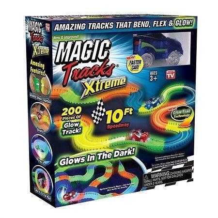 Magic Tracks Xtreme Glow Track