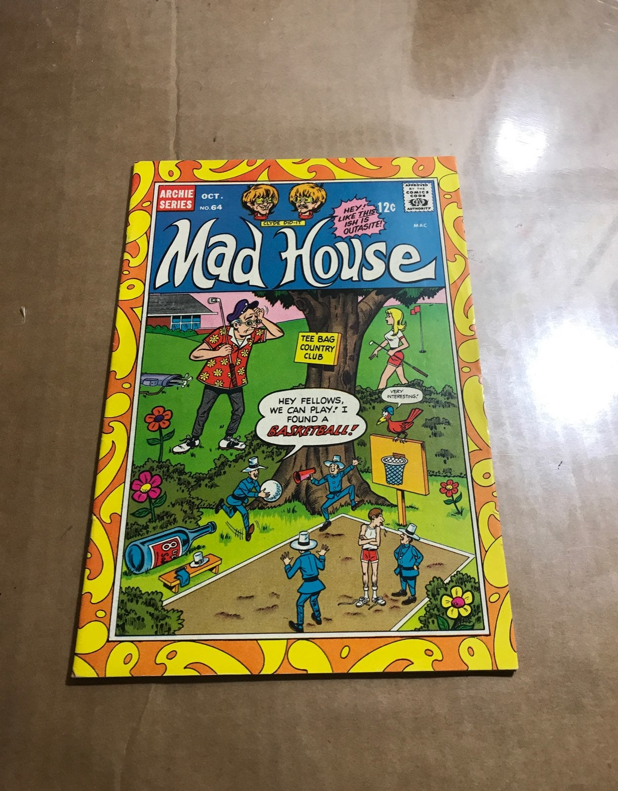 Mad house 64 1968