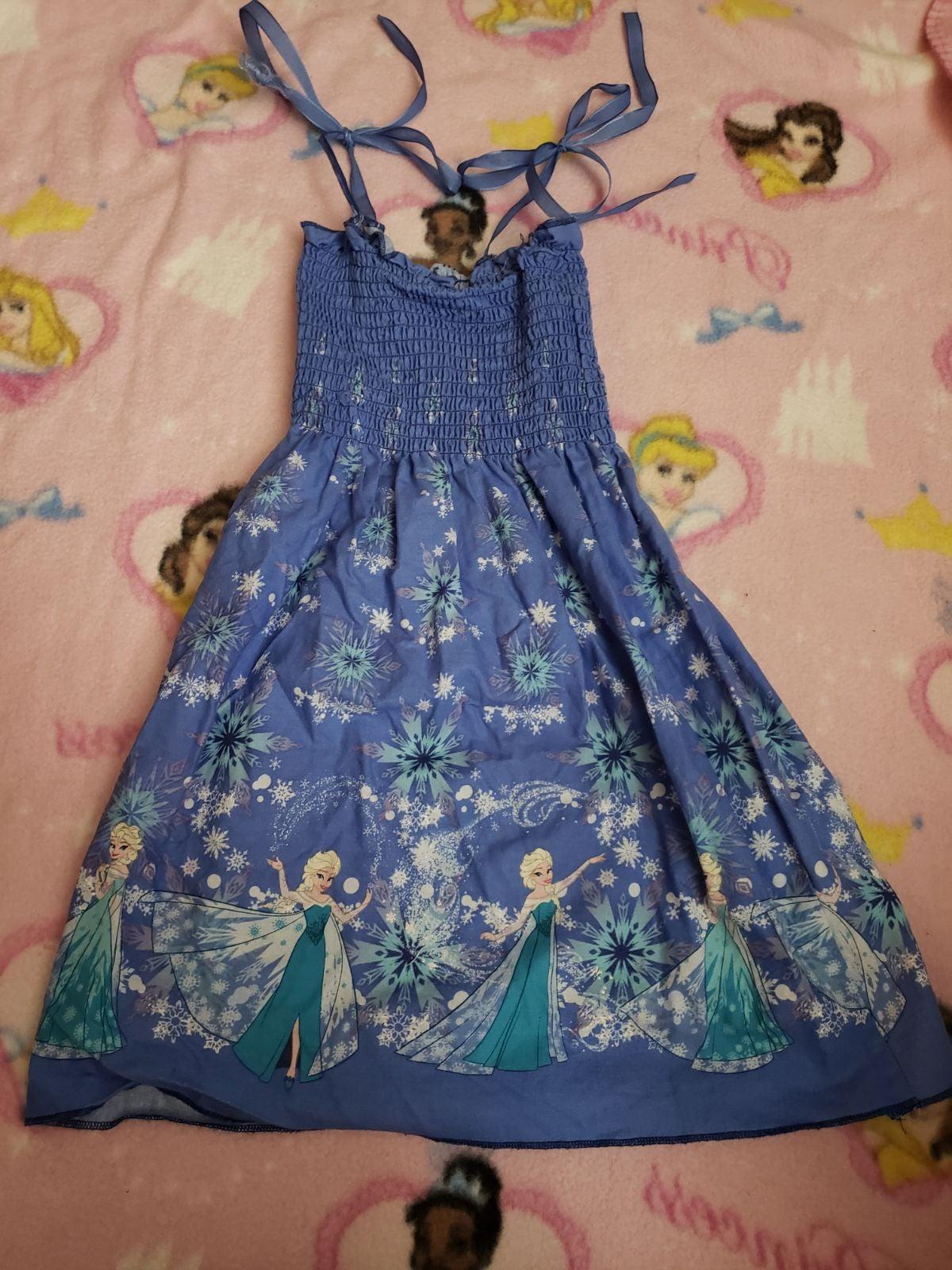 Frozen Elsa dress 3 to 4t