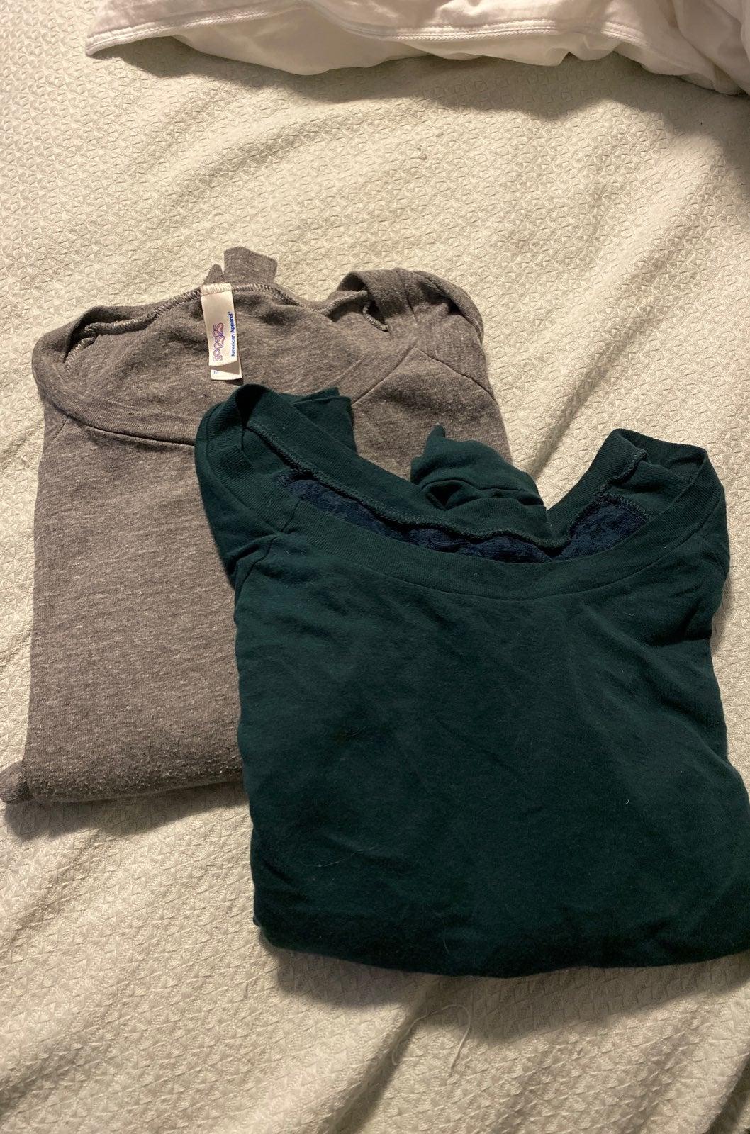 bundle american apparel sweatshirts