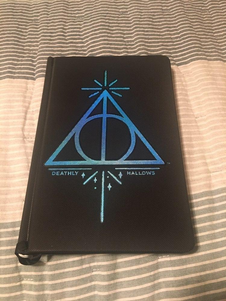 Deadly Hallows Notebook
