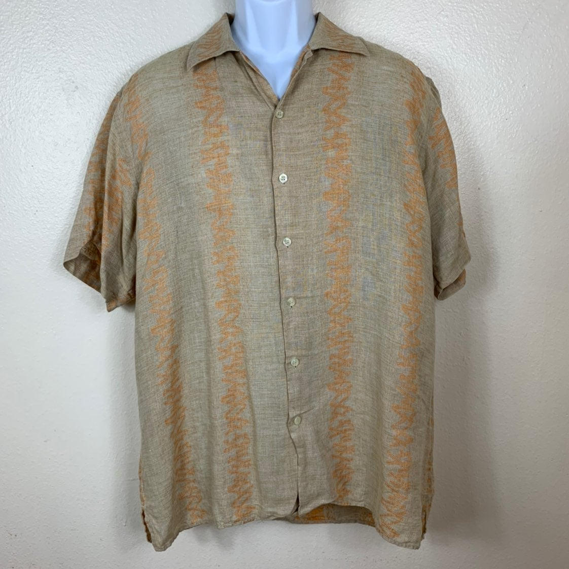 EQUILIBRIO Men's Shirt made in Italy