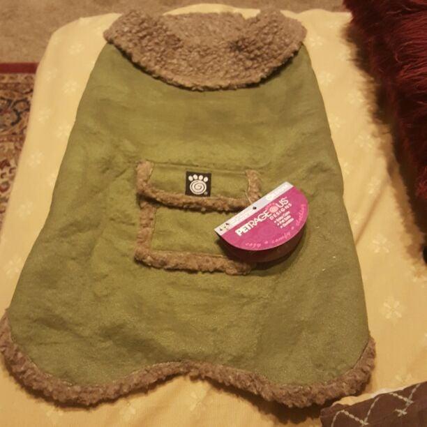 Petrageous Designs Dog Jacket Sage Green