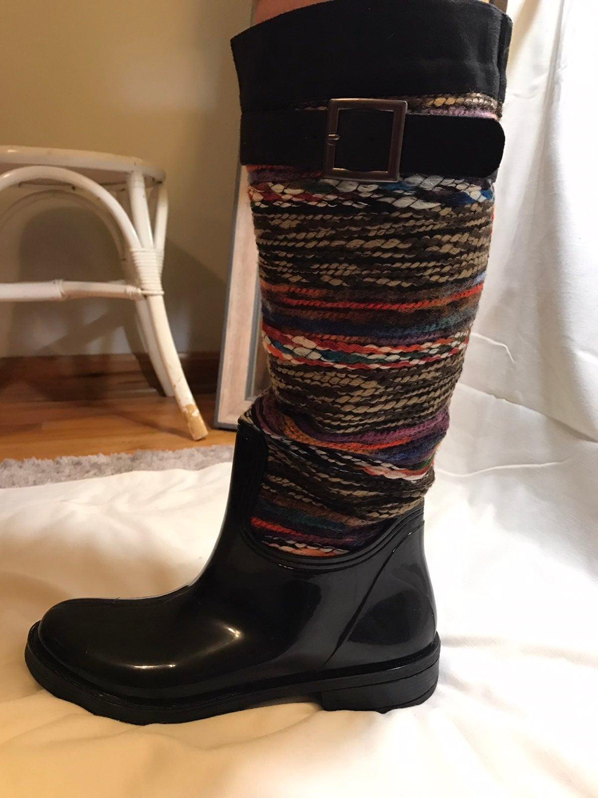 NWT Nomad Size 9 Rain Boots