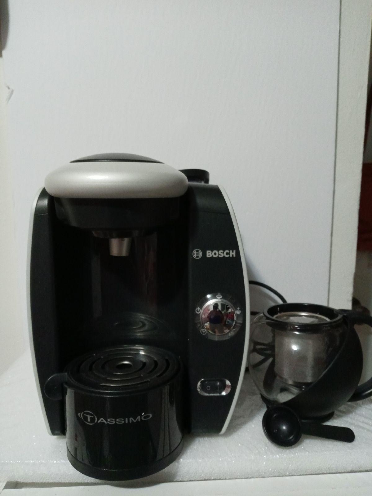 Tassimo by Bosch Coffee Maker