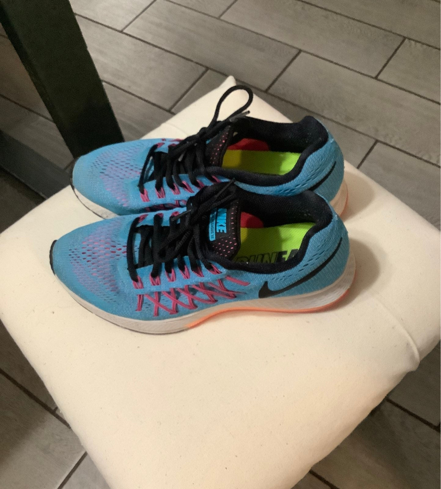 Nike air zoom pegasus athletic shoes