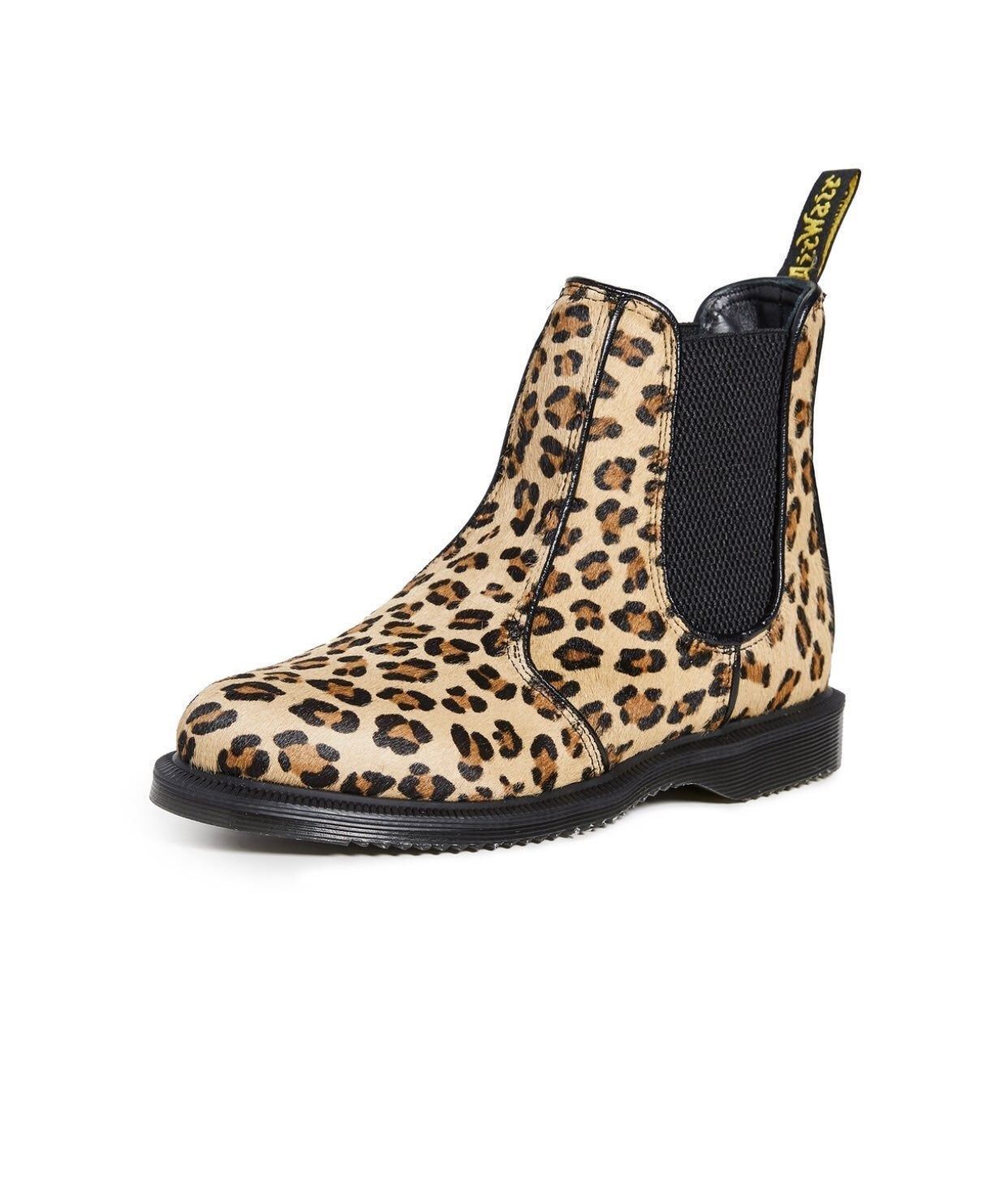 Dr. Martens Leopard Boots | Mercari