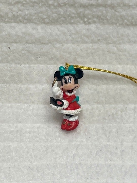 Disney Minnie Mouse Miniature Christmas