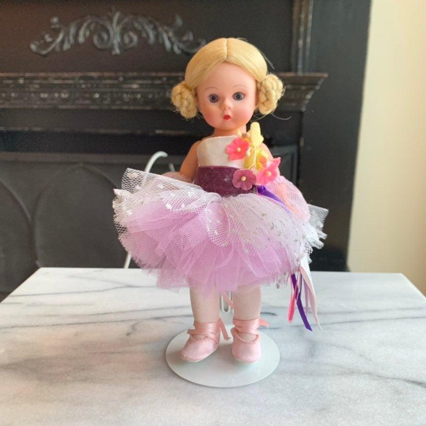 "Madame Alexander Doll ""Lilac Ballet Reci"