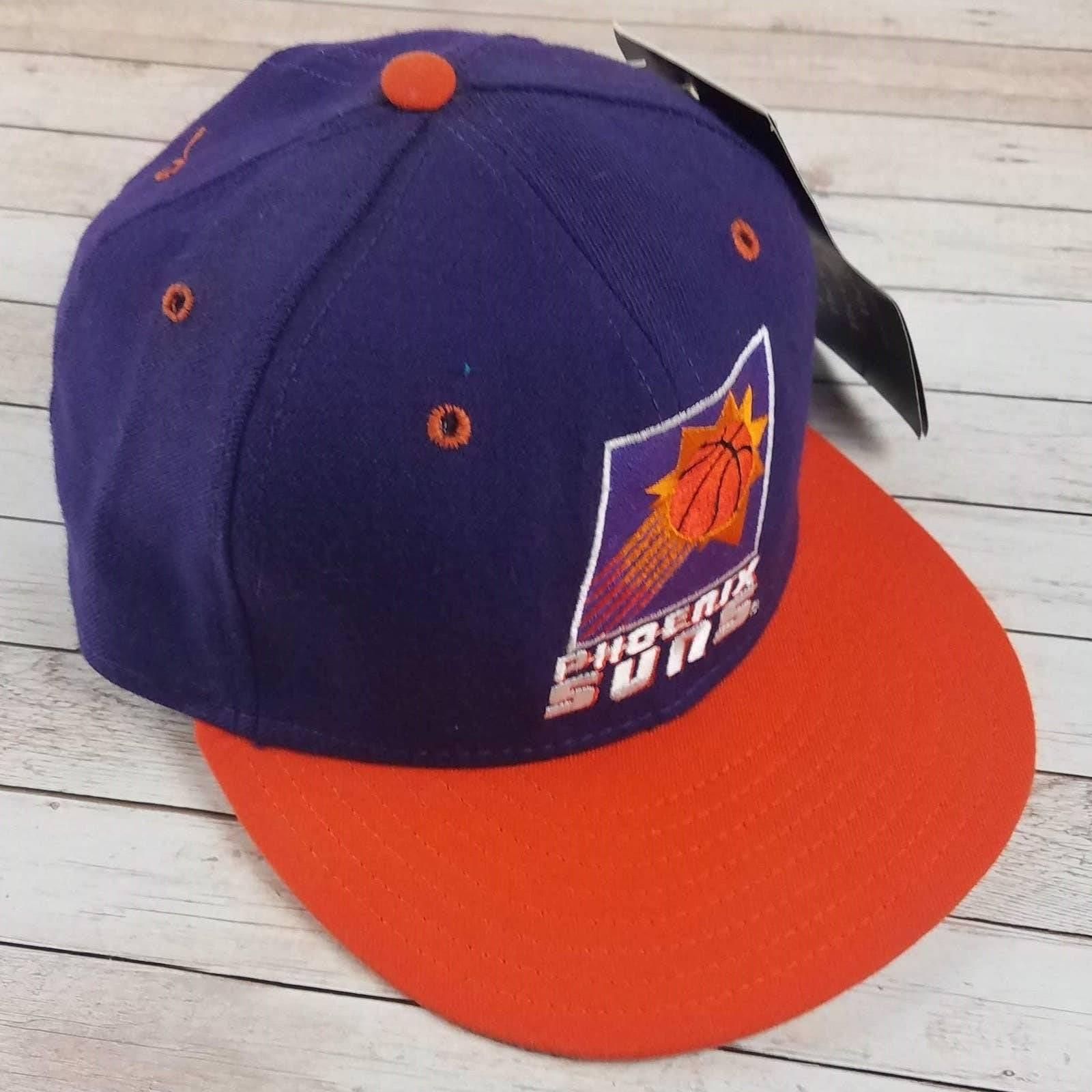 VTG 90s Phoenix Suns New Era Fitted Hat