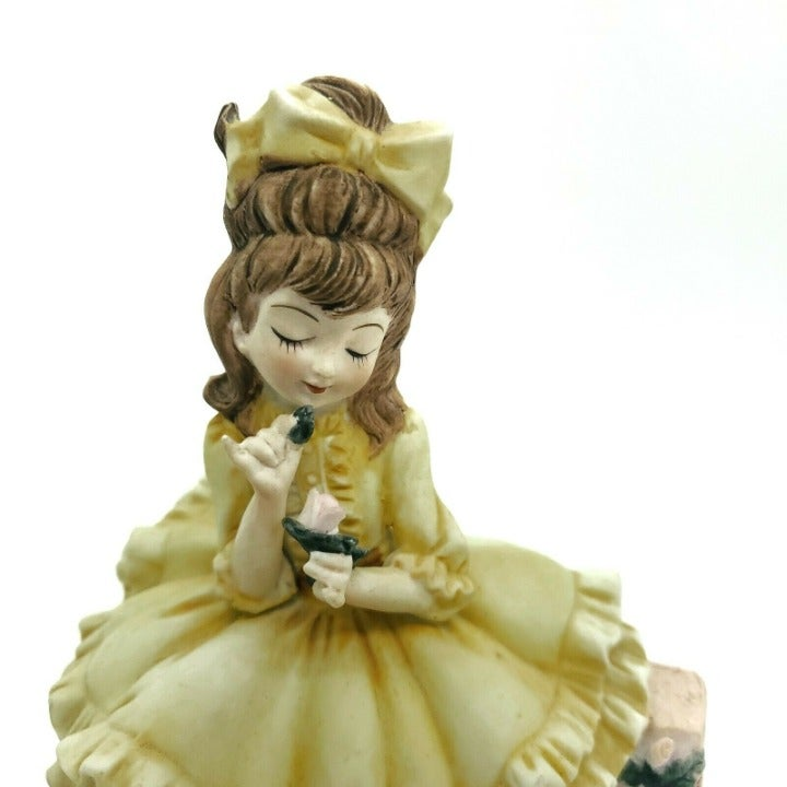 Lefton China Dollhouse Originals KW5339