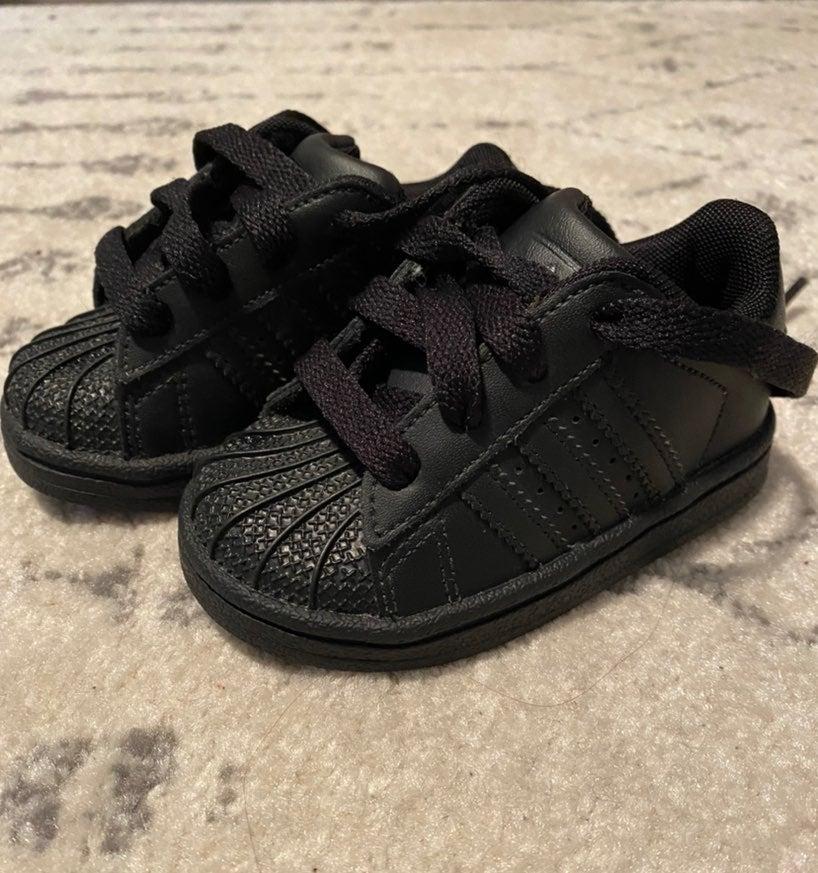 Baby Adidas Shelltops