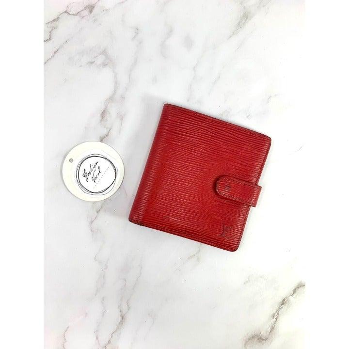 Louis Vuitton Epi Leather Bifold Wallet
