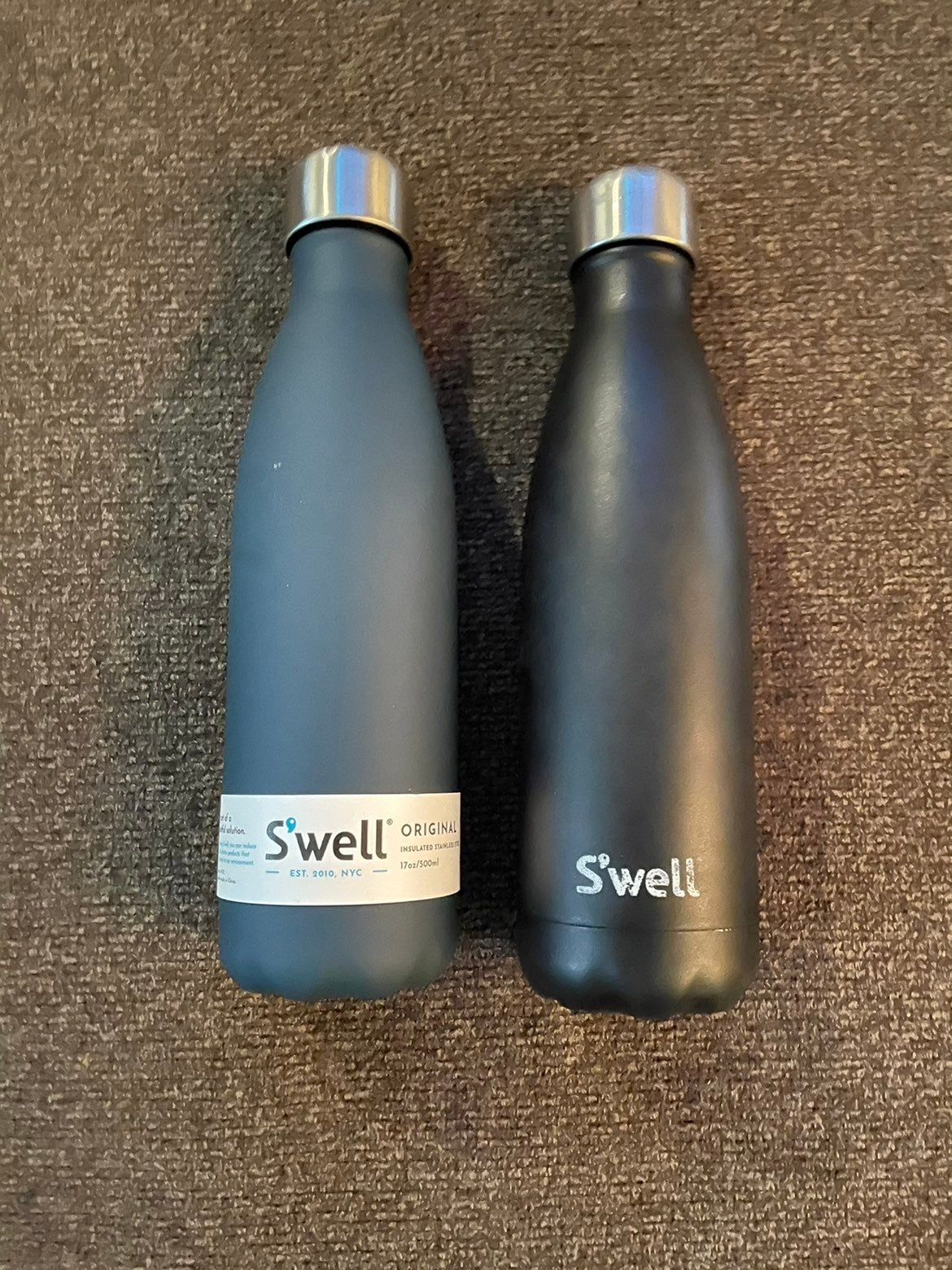 Swell water bottles