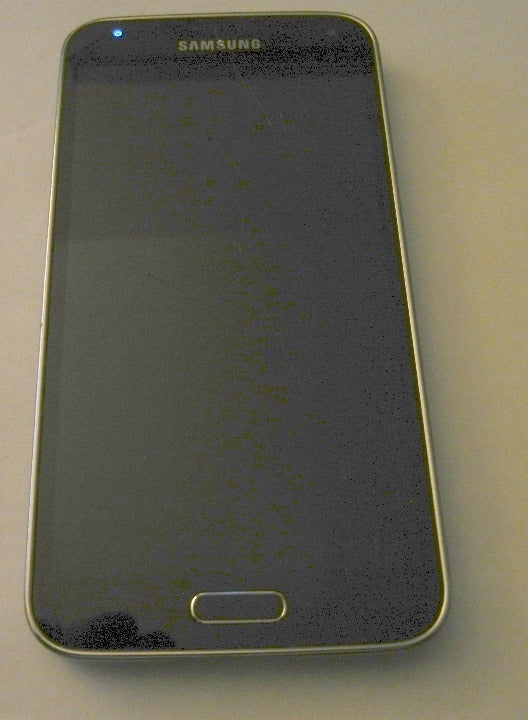 Samsung Galaxy S5 Needs new screen AT&T
