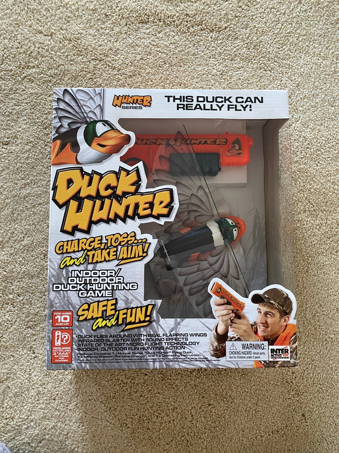 Duck Hunter Interactive Game 2009