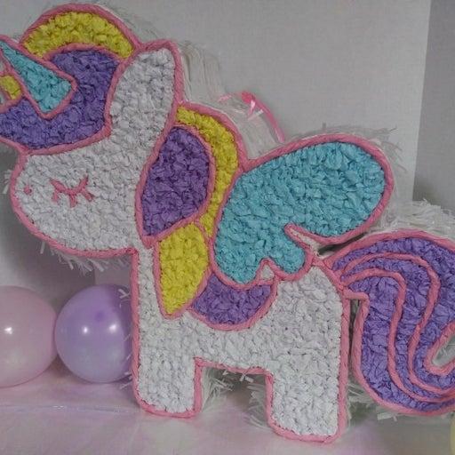 Unicorn Piñata Birthday Pinata Pony