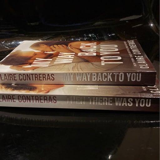 Claire Contreras Book Set