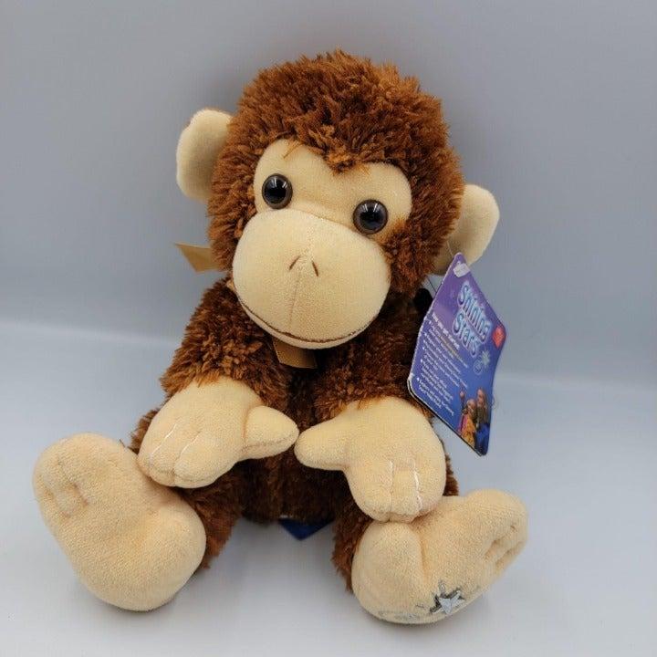 """8"""" Plush Name Your Own Star Monkey"""