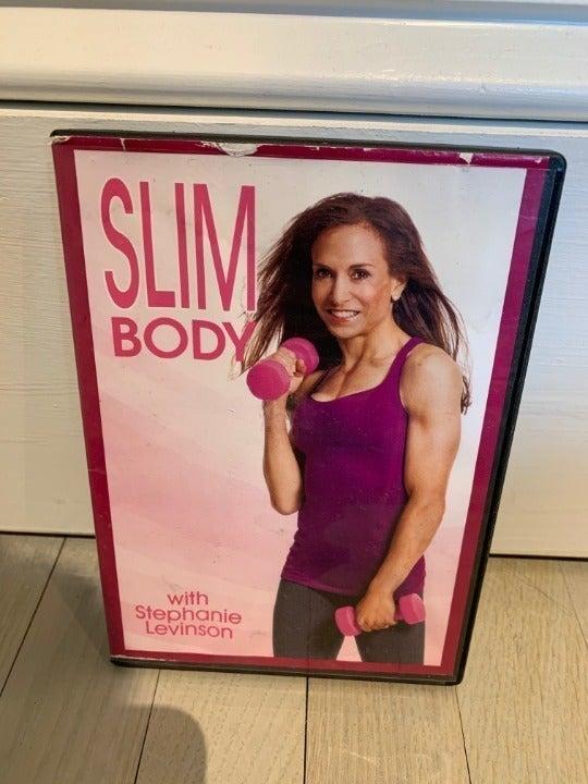 Stephanie Levinson Slim Body Fitness DVD