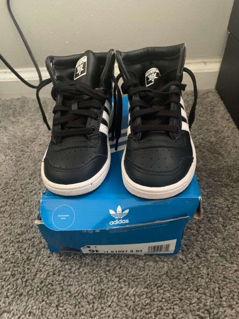 Adidas top ten athletic shoes for kids