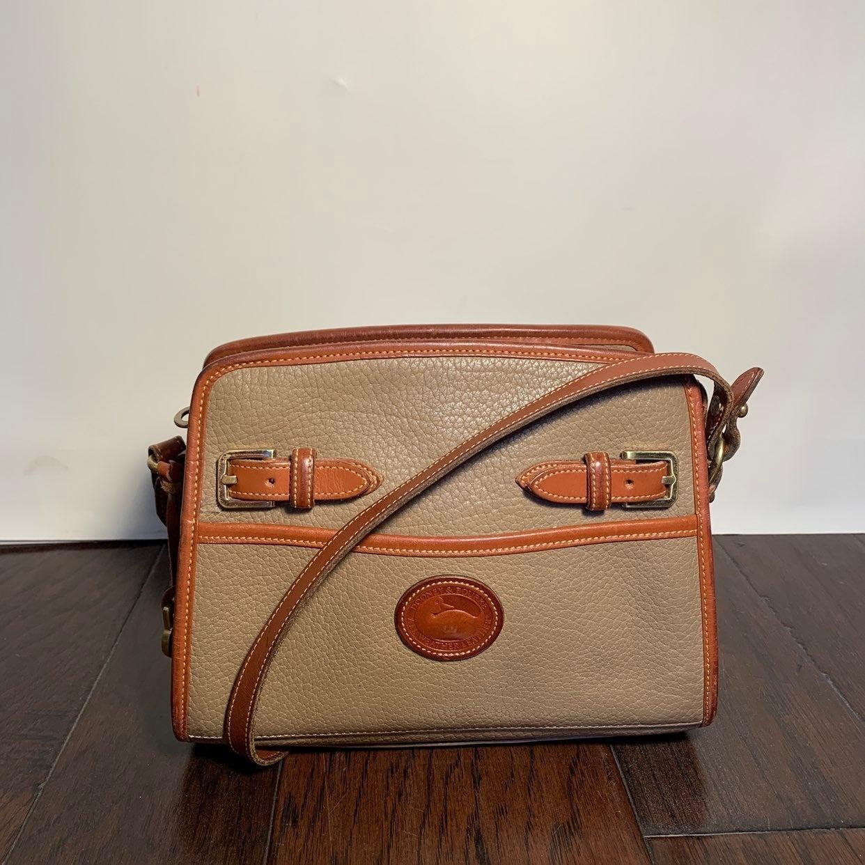 Vintage Dooney Bourke Classic Bag