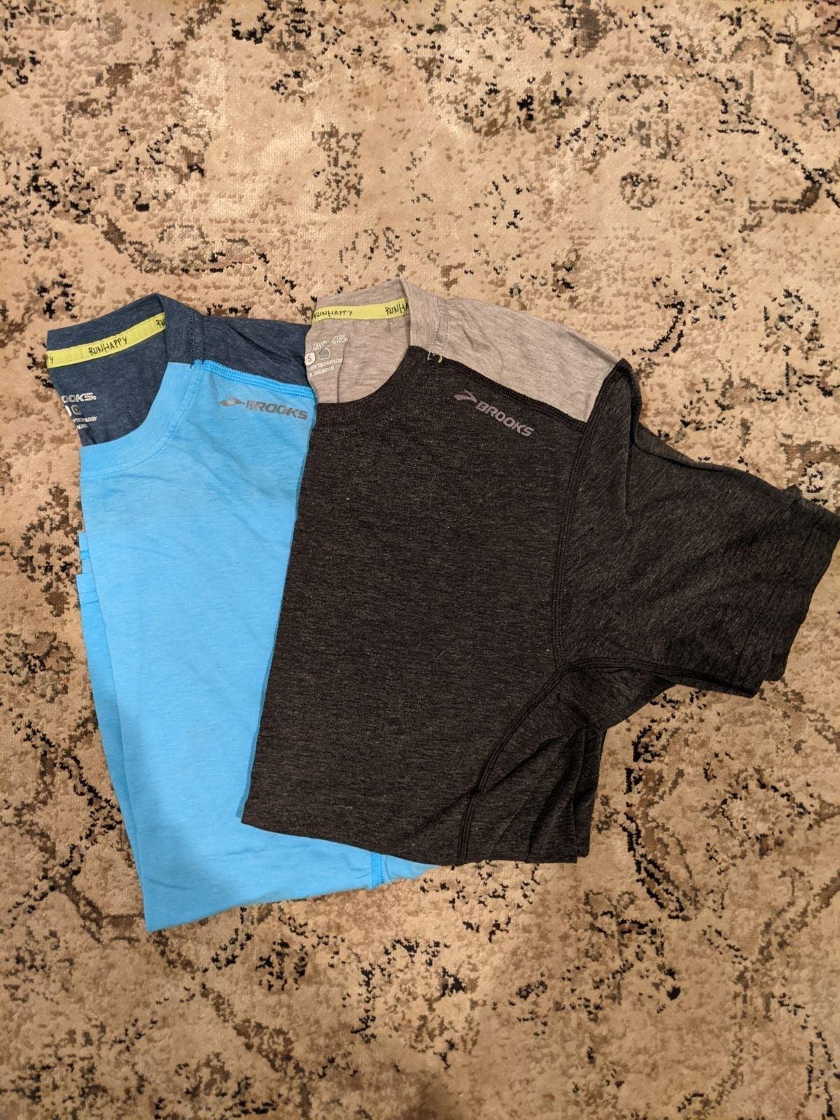 Brooks Men's Running T-Shirts