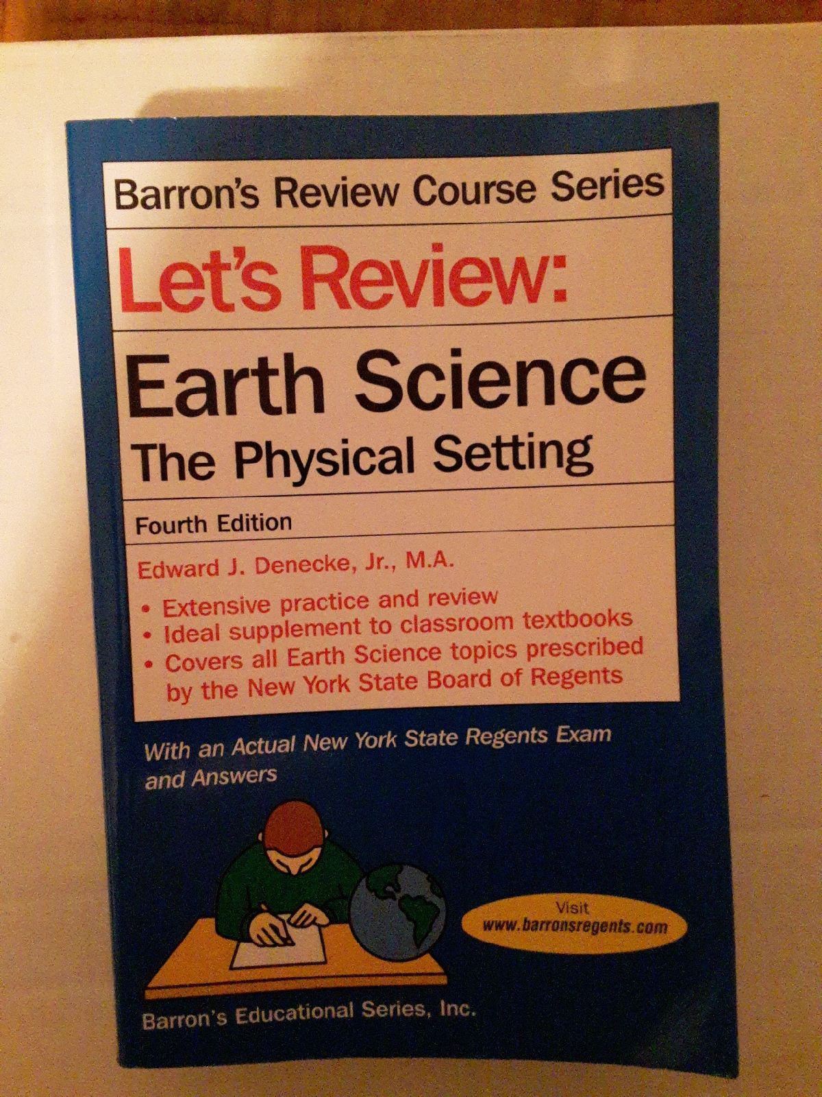 Let's Review Earth Science
