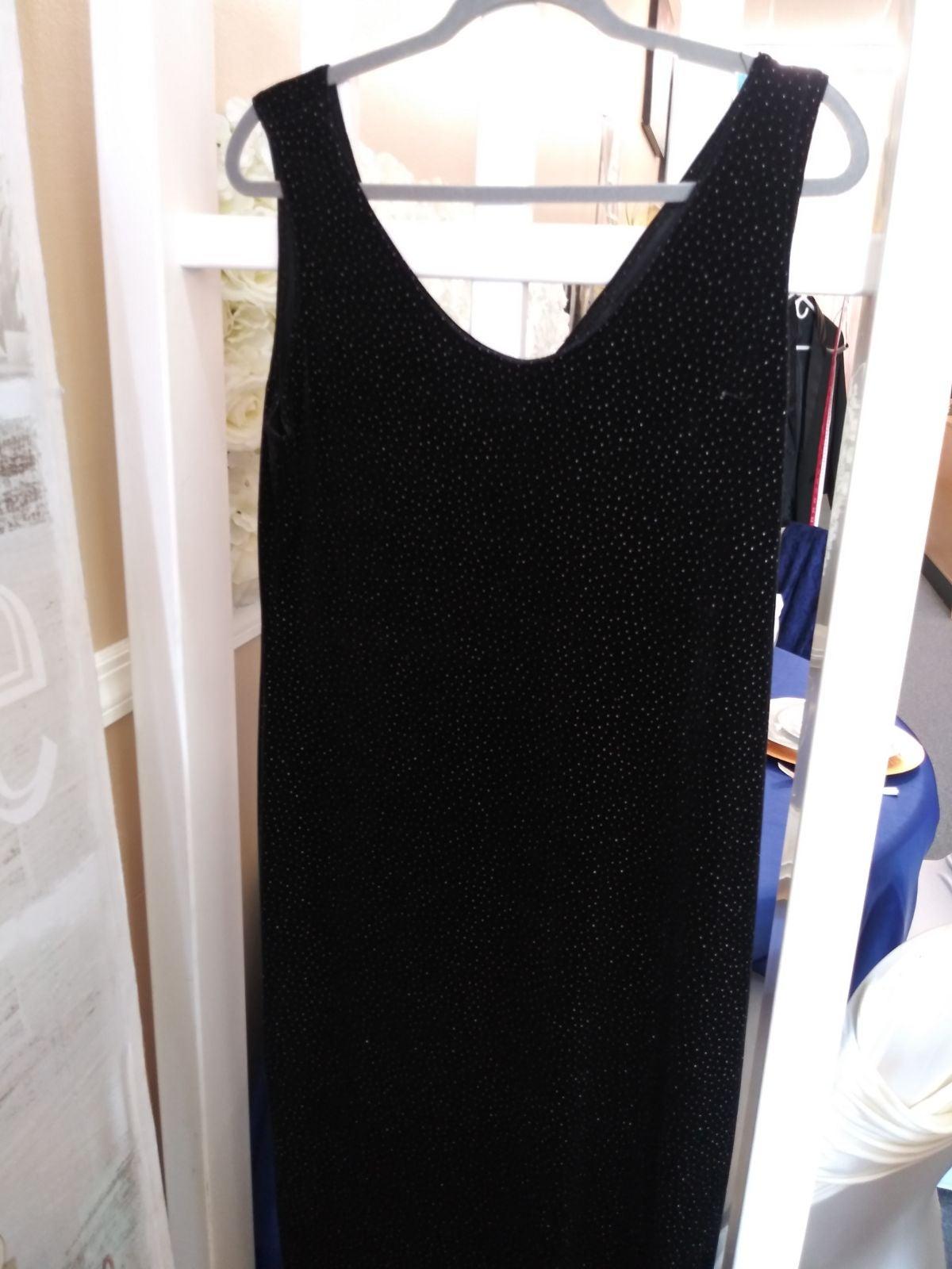 Kathy Lee Sparkle Dress Sz. 12/14 NWT